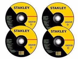 DISCOS DE CORTE 7 'NOVOS'  - STANLEY