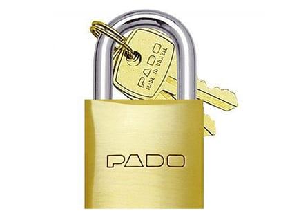 CADEADO - PADO - 20MM